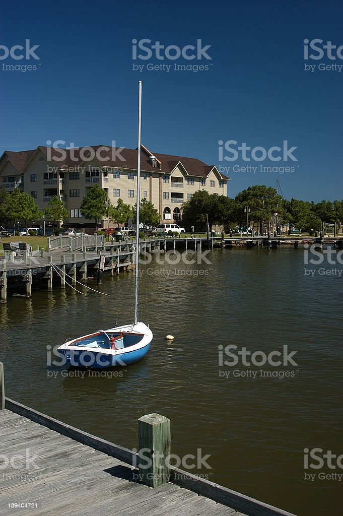 Water Front stock photo