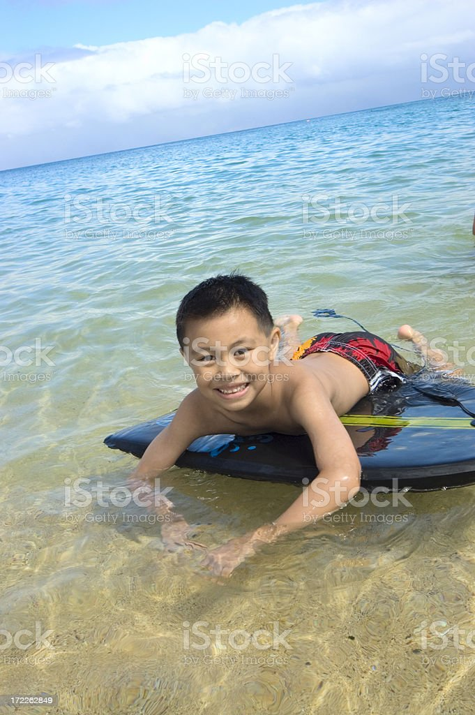 Water Fun royalty-free stock photo