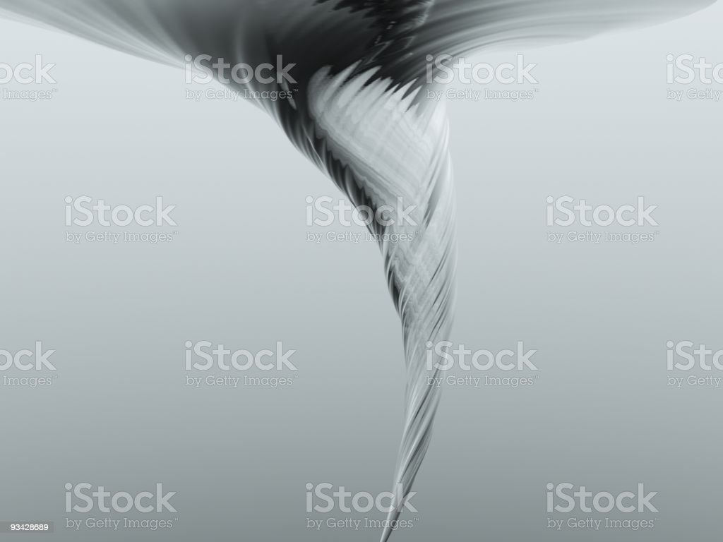 Water Funnel stock photo