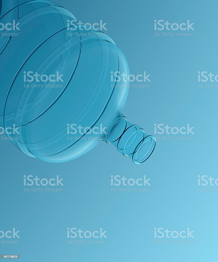 Water Gallon royalty-free stock photo