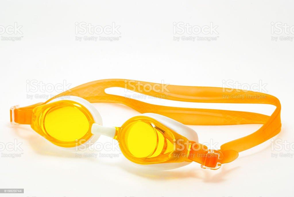 Water glasses stock photo