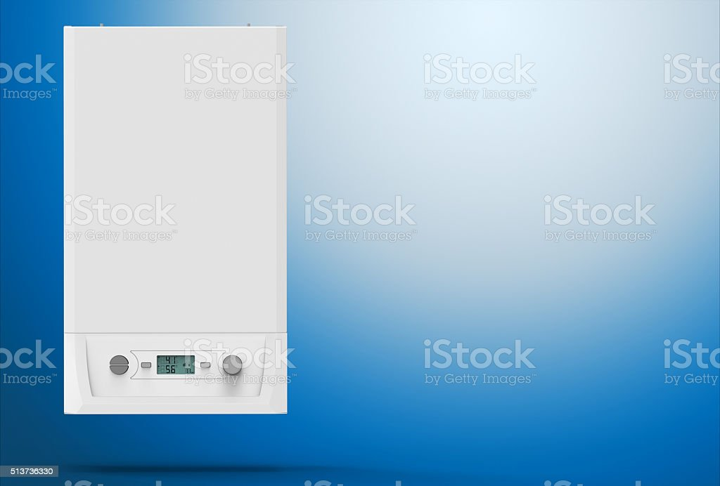 Water Heater Boiler stock photo