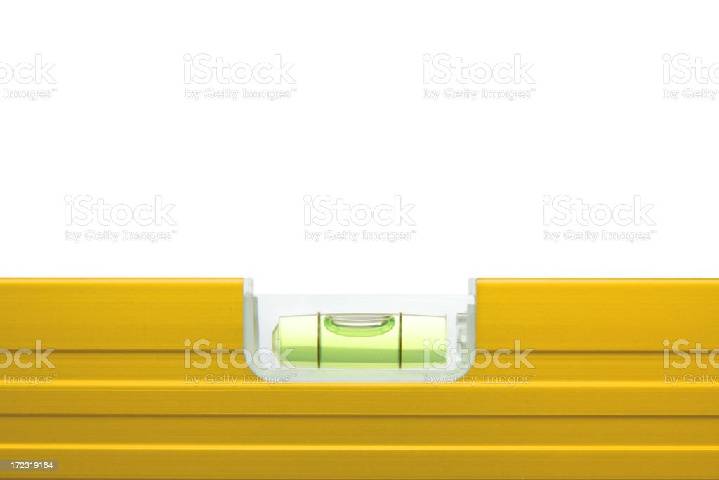 Water level royalty-free stock photo