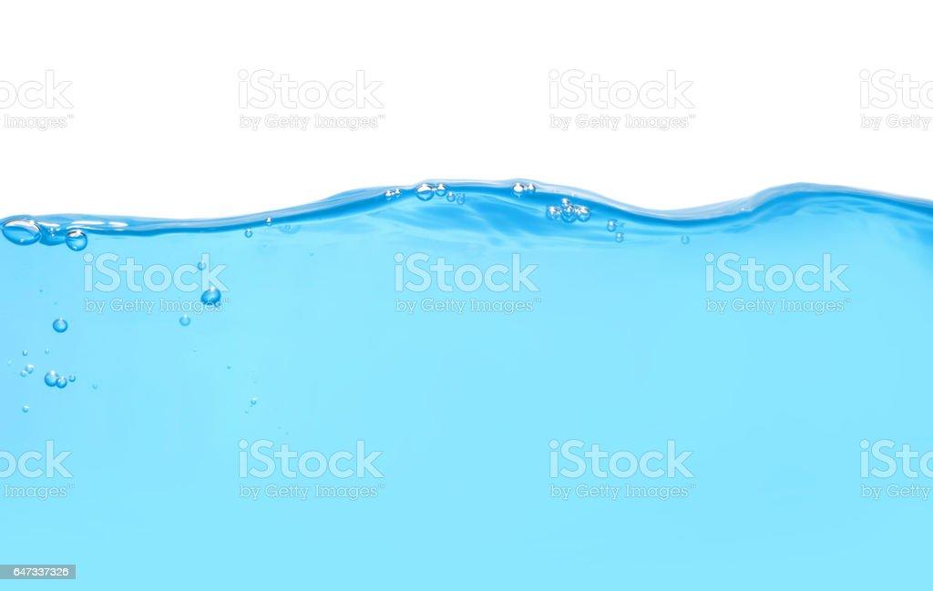 Water level stock photo