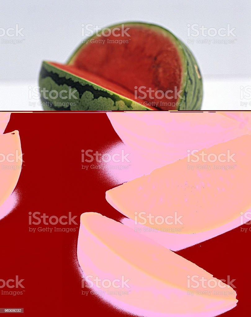 Water Melon. royalty-free stock photo