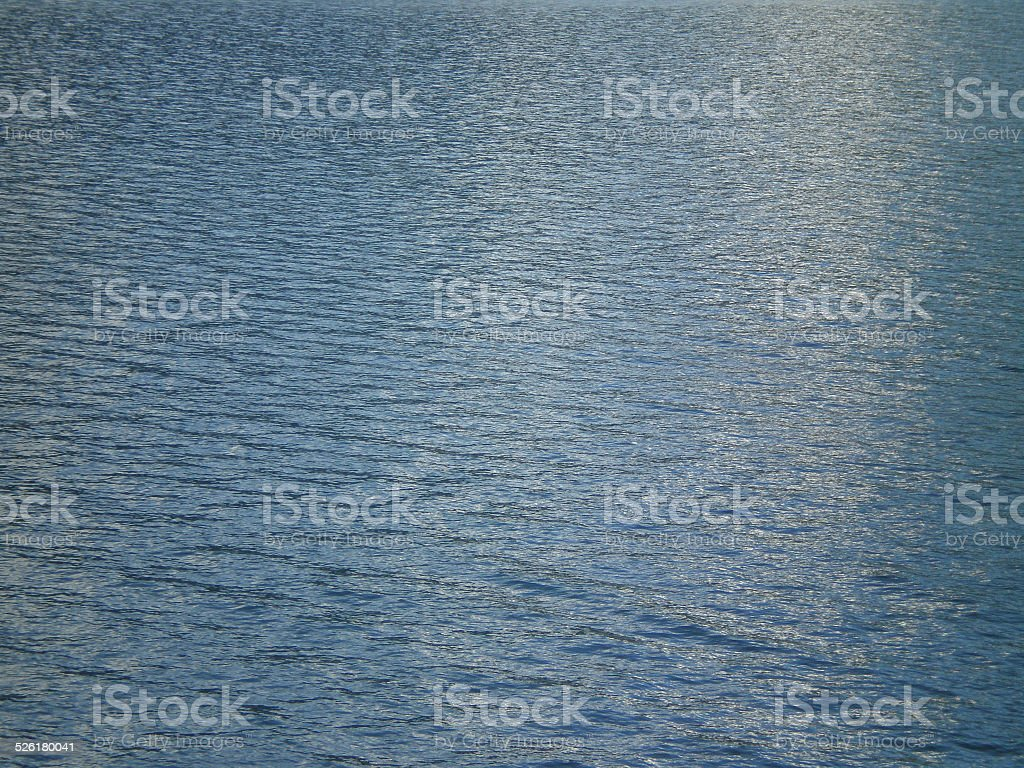 Water of  lake maggiore, switzerland stock photo