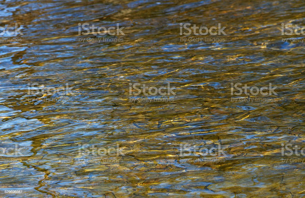 Water of river. stock photo
