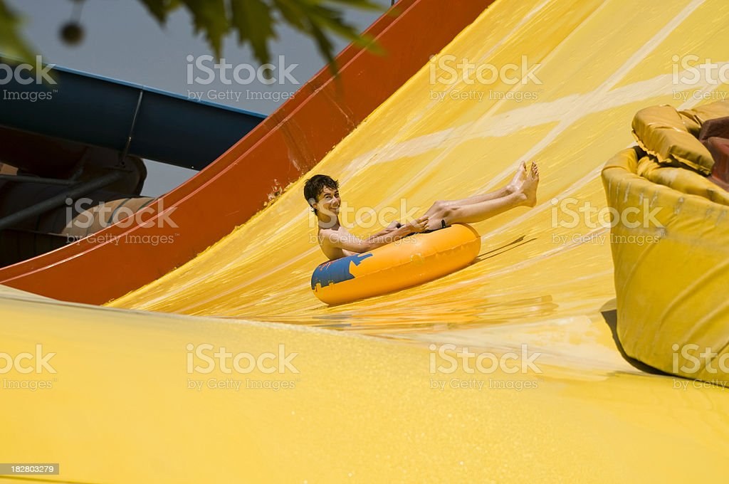 Water Park royalty-free stock photo
