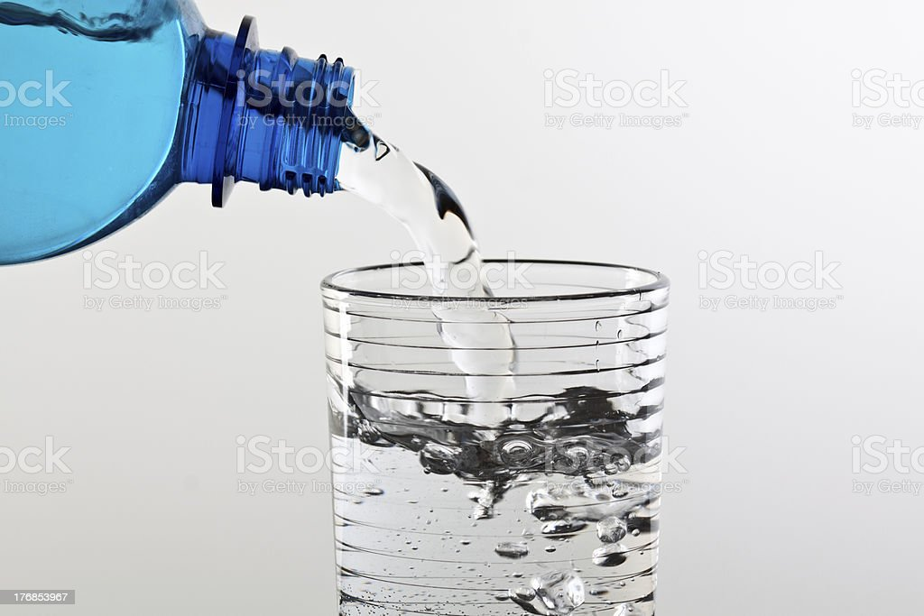 De água foto de stock royalty-free