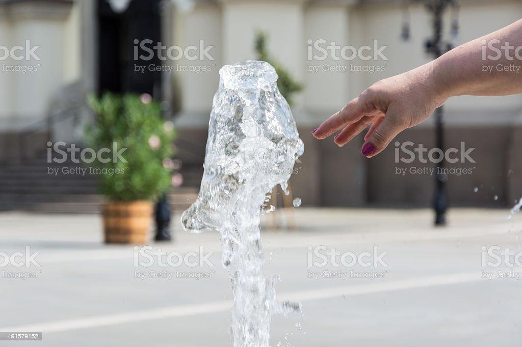 De agua foto de stock libre de derechos
