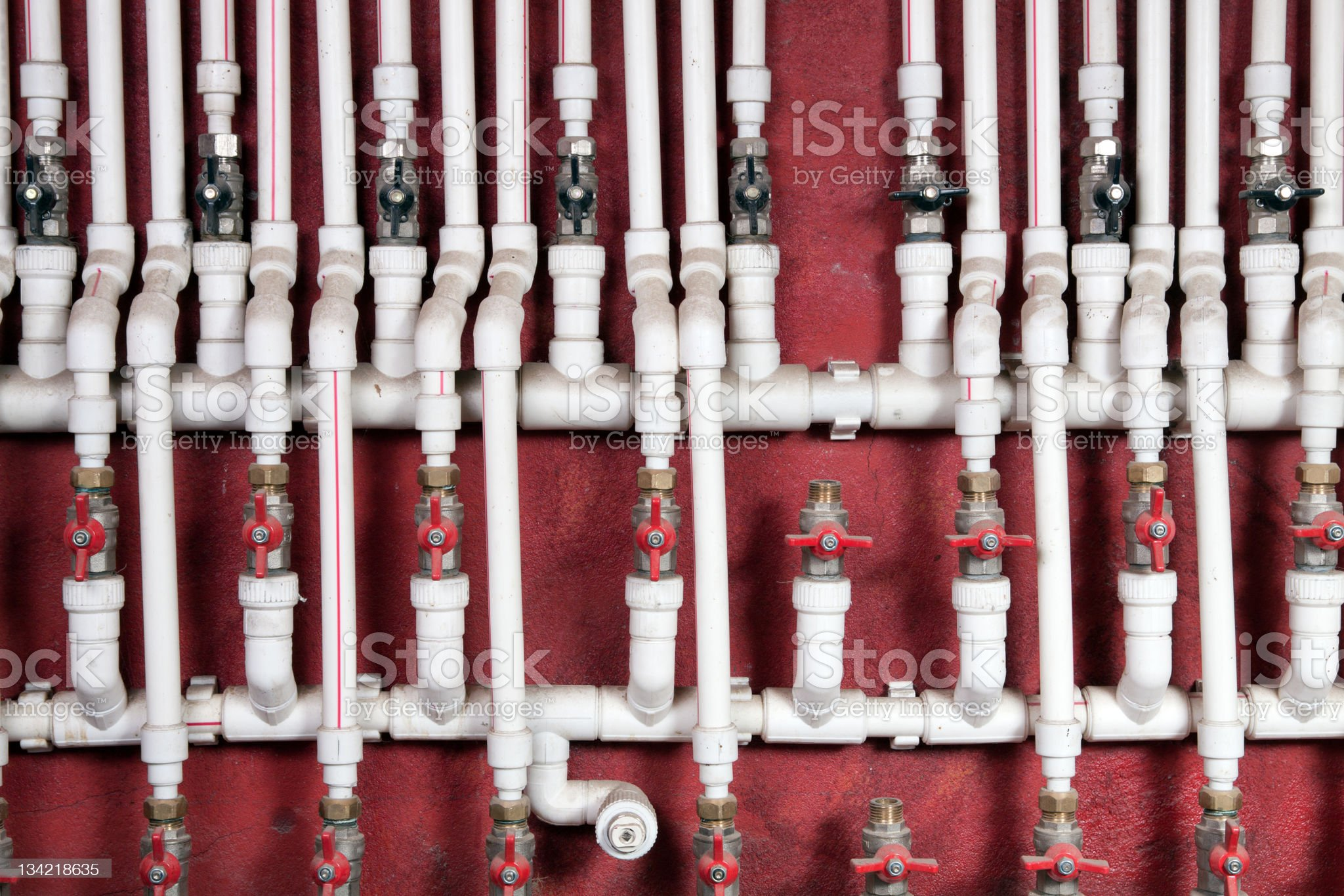 water pipes royalty-free stock photo