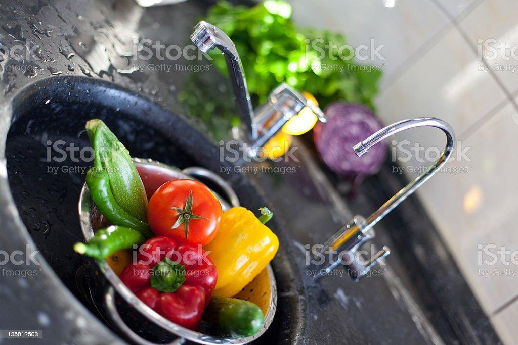 water purification royalty-free stock photo