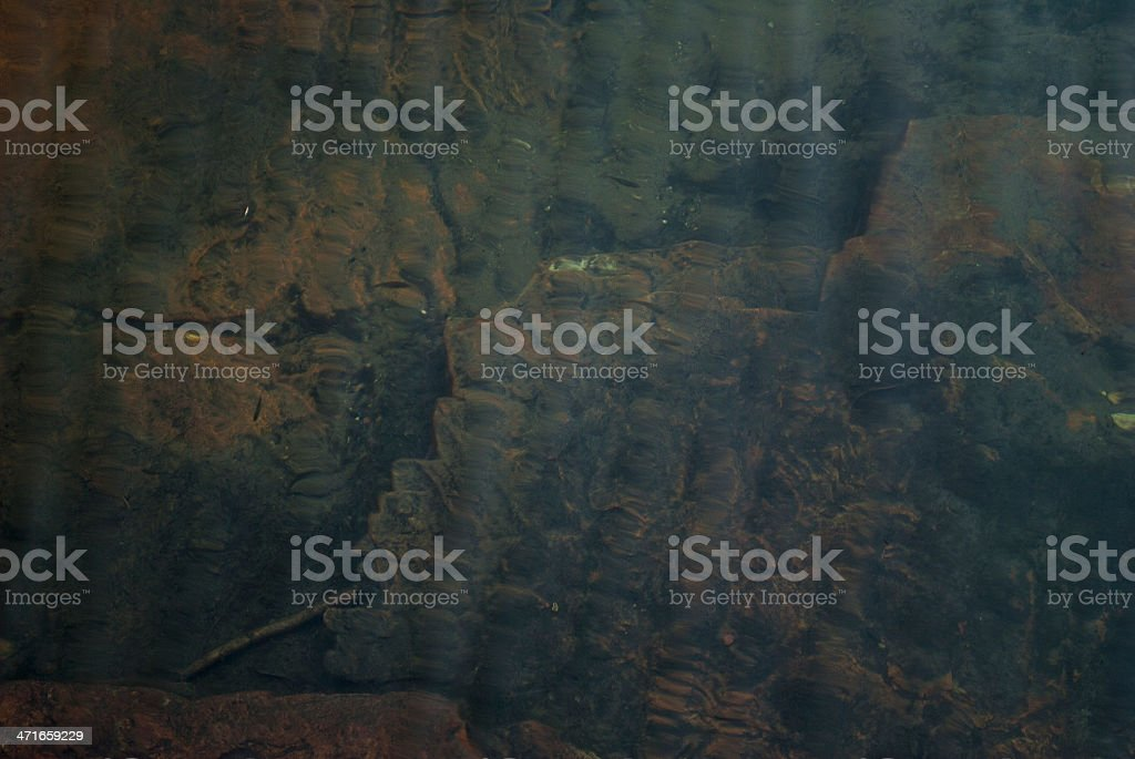 Water ripple background royalty-free stock photo