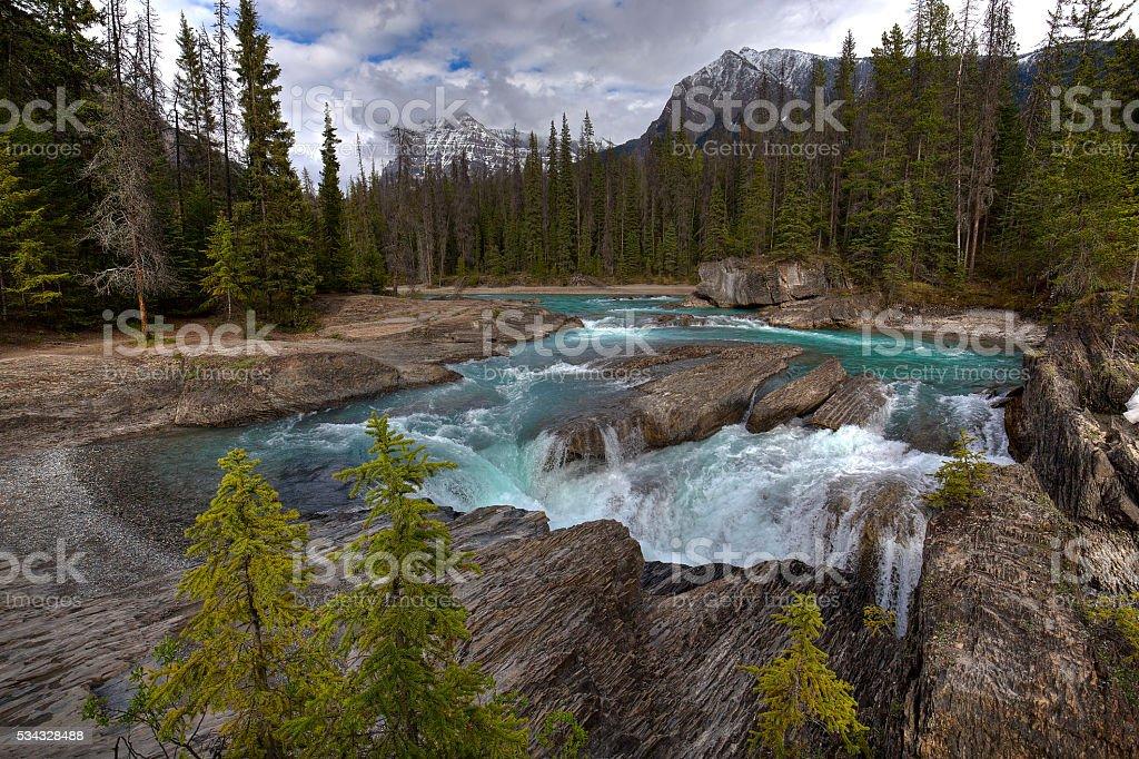 Water Rush stock photo