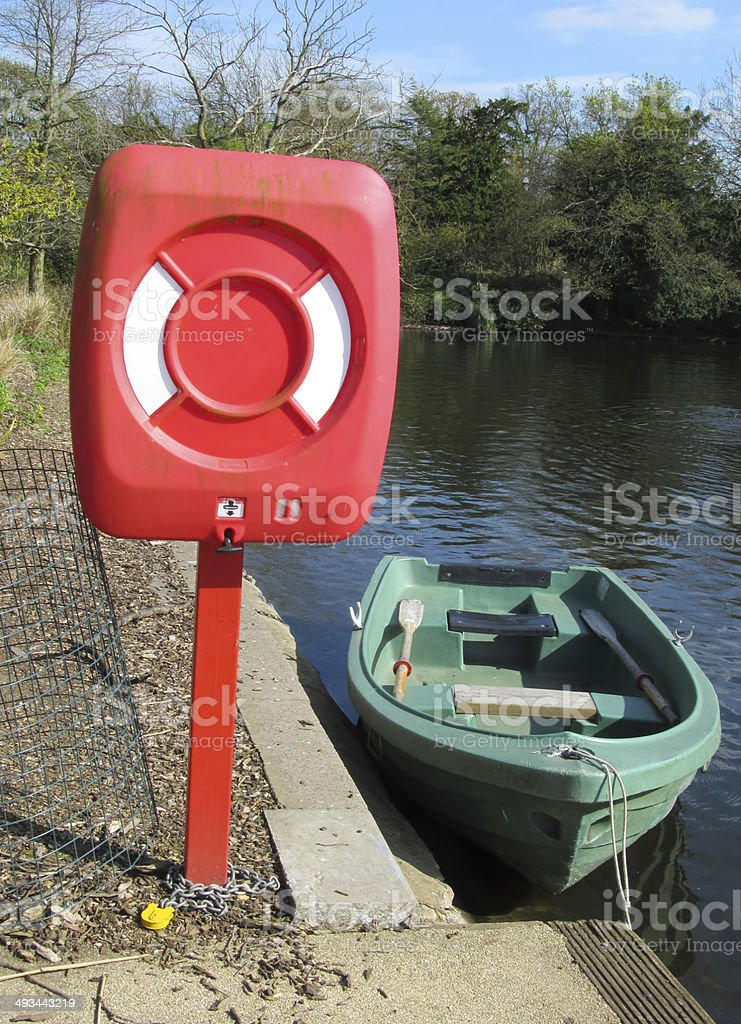 water safety stock photo