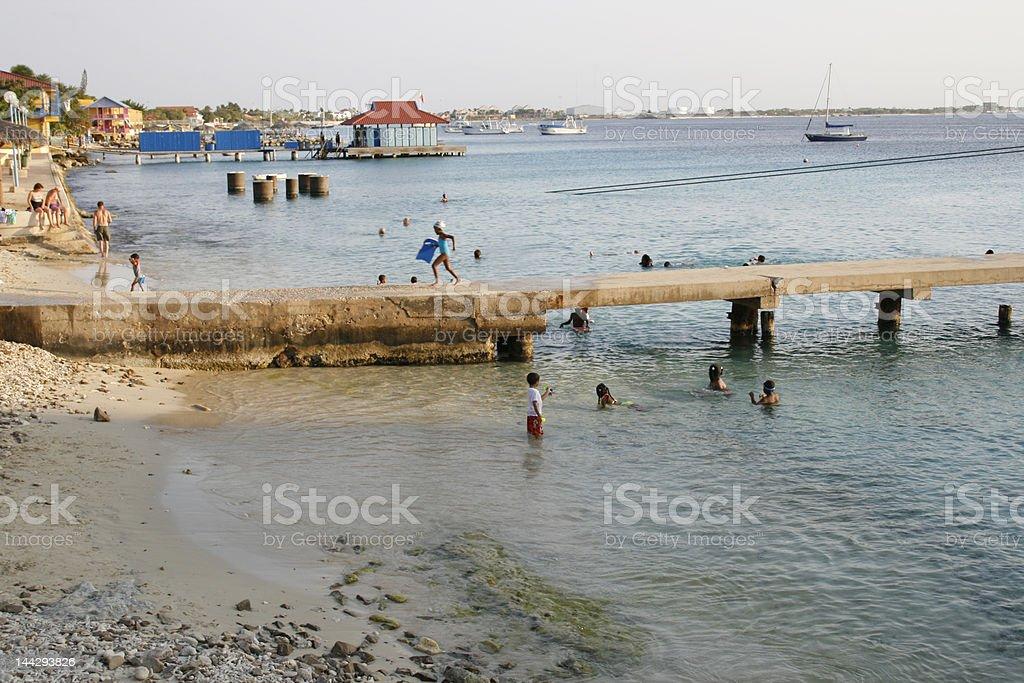 Water Scene stock photo
