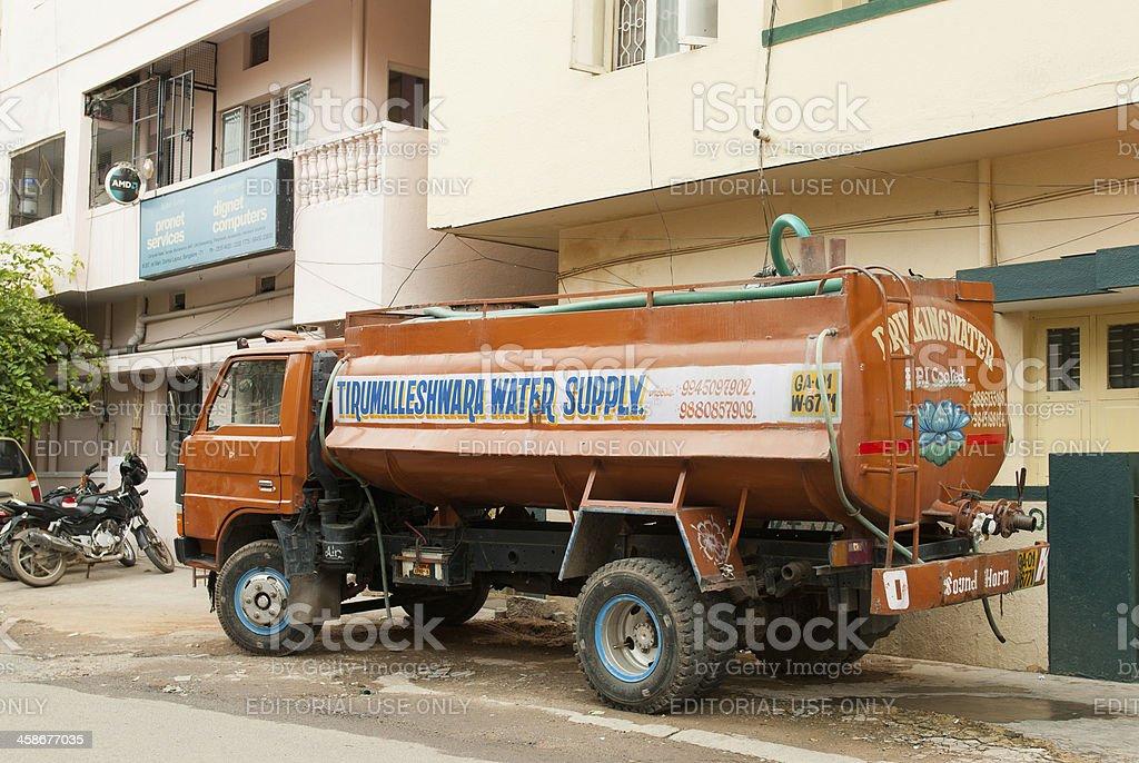 Water shortage royalty-free stock photo