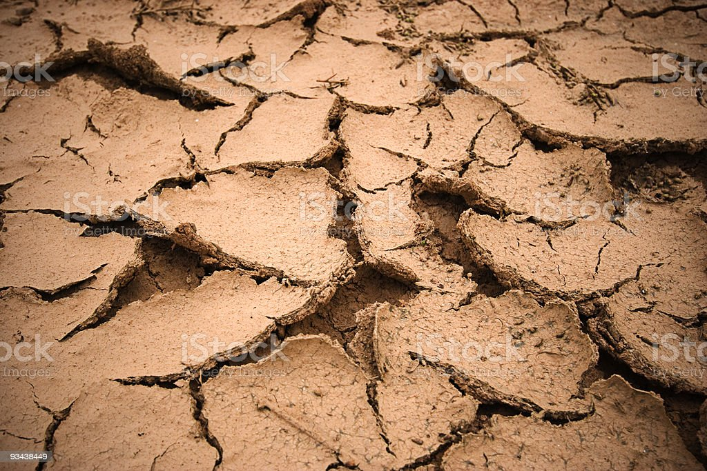Water Shortage stock photo