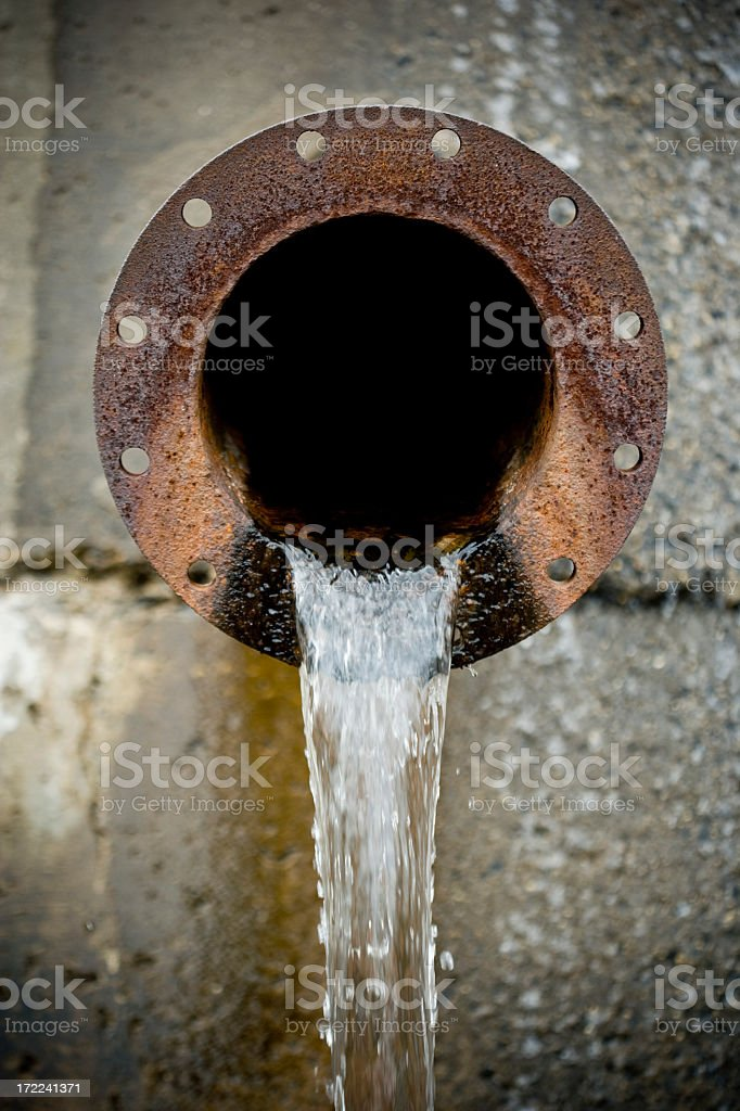 Water source stock photo