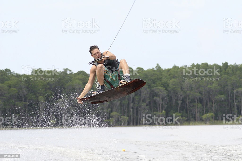 Water Sports stock photo