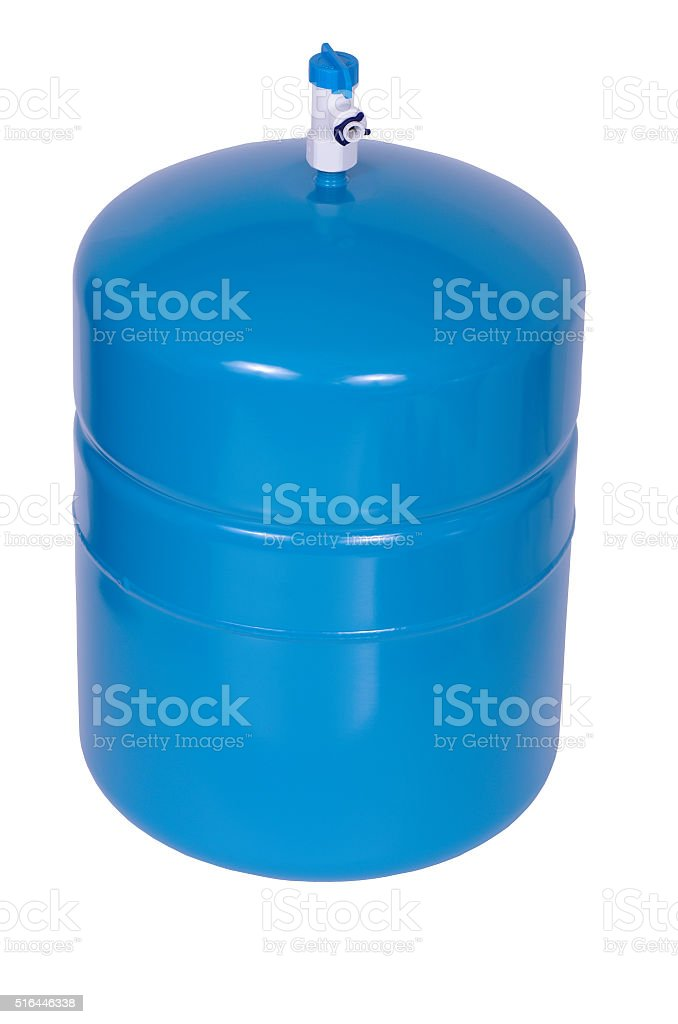 Water Storage Tank stock photo