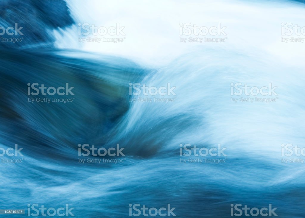 Water Stream stock photo