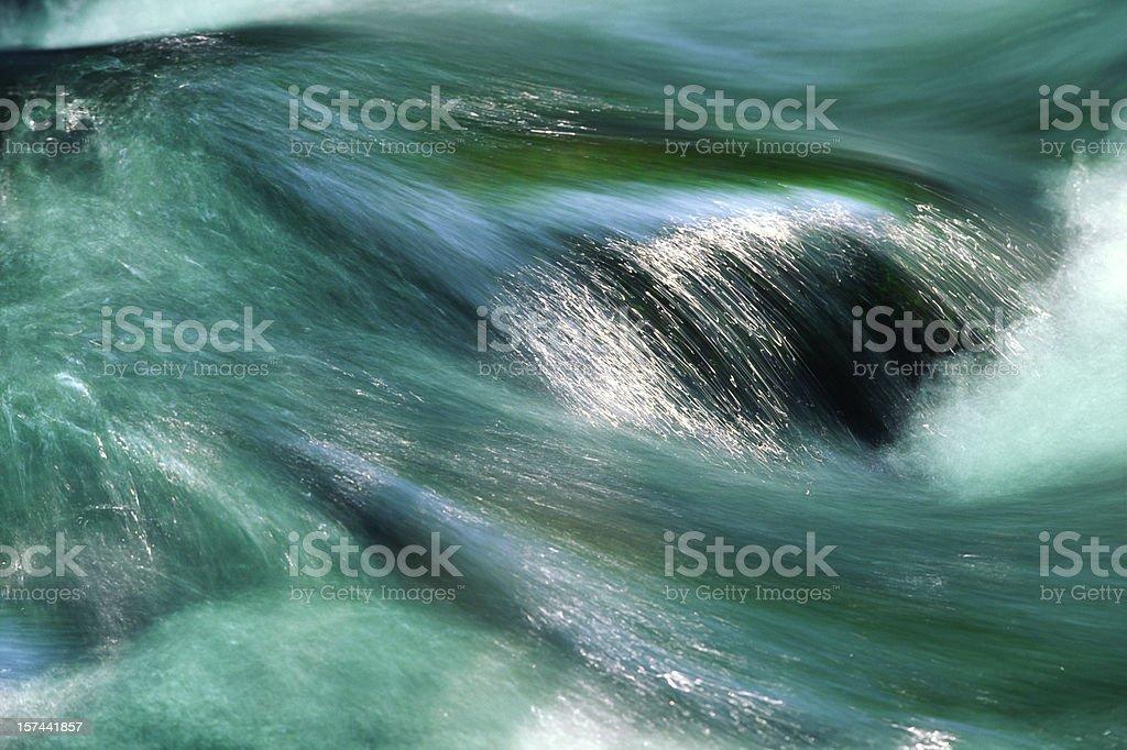 Water Stream royalty-free stock photo