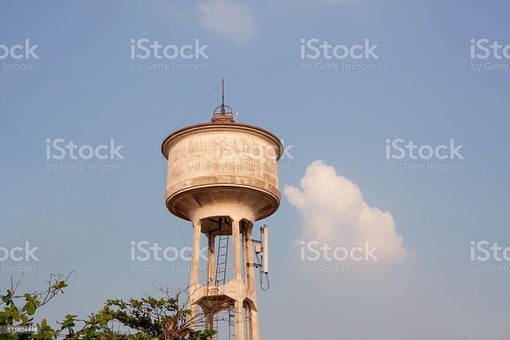 water supply stock photo