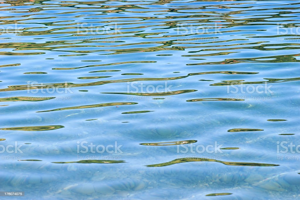water surface background royalty-free stock photo