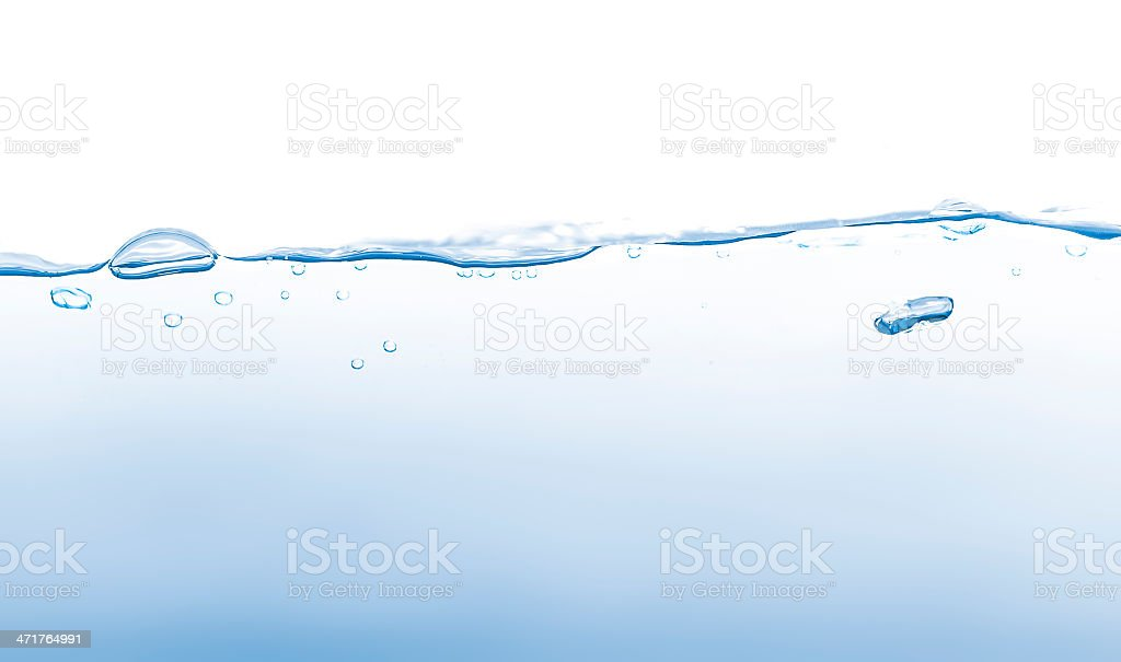 Water Surface IV royalty-free stock photo