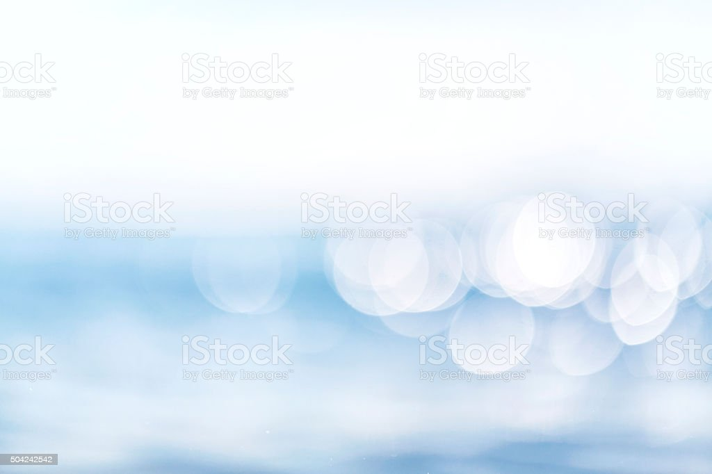 Water surface stock photo