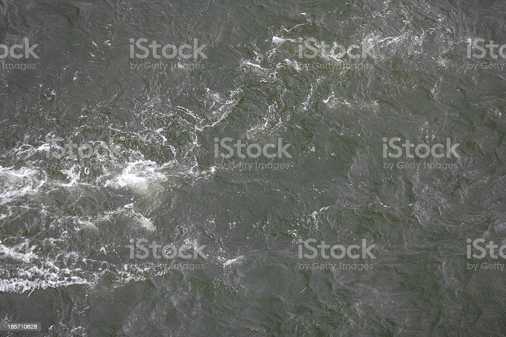 water surface texture with ripples royalty-free stock photo