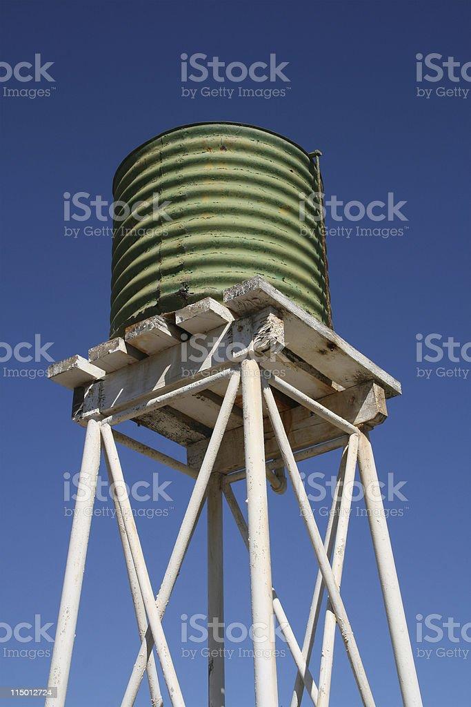 Water Tank royalty-free stock photo