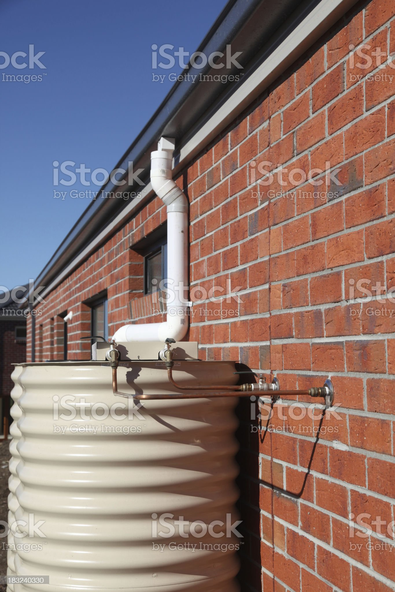 Water Tank royalty-free stock photo