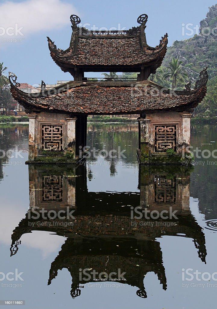 Wody temple zbiór zdjęć royalty-free