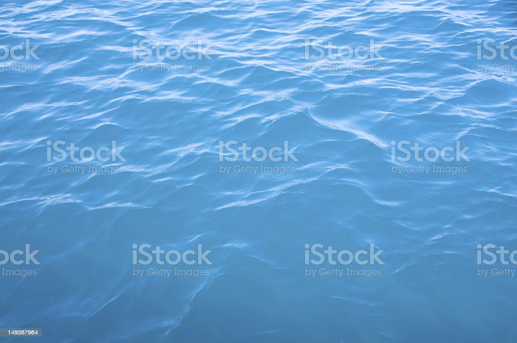 Water texture royalty-free stock photo