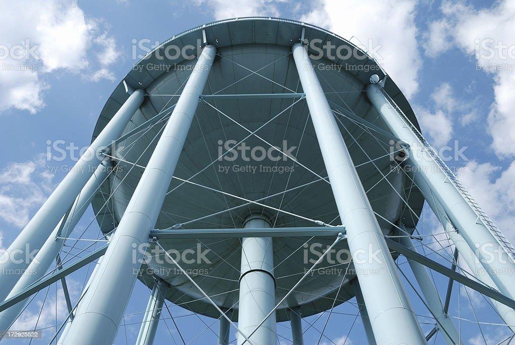 Water Tower Series stock photo