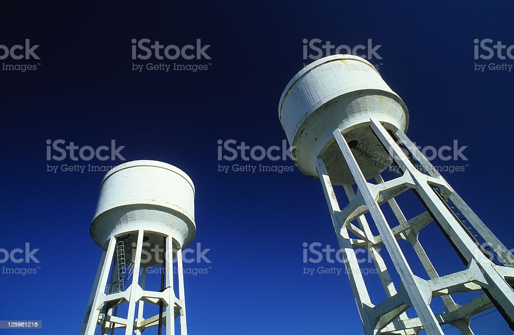 Acqua Tower foto stock royalty-free