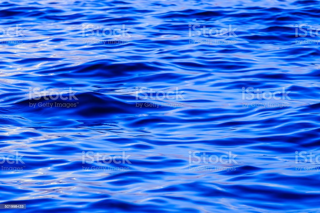 water waves effect royalty-free stock photo