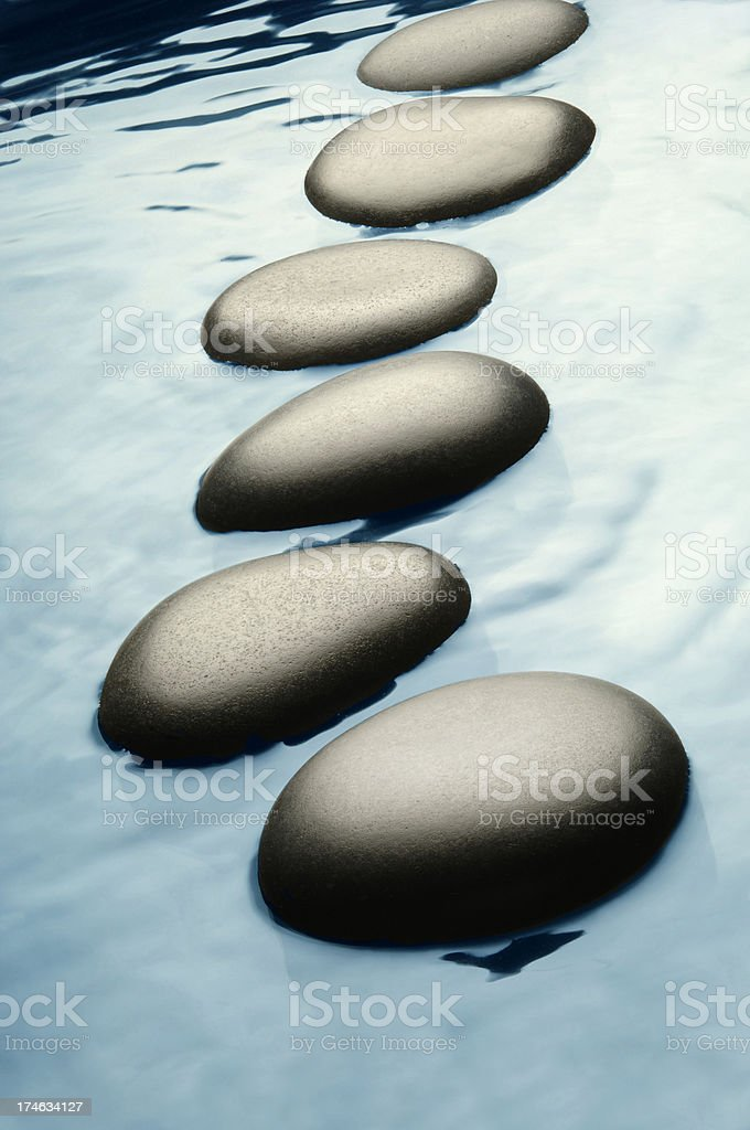 Water Way royalty-free stock photo