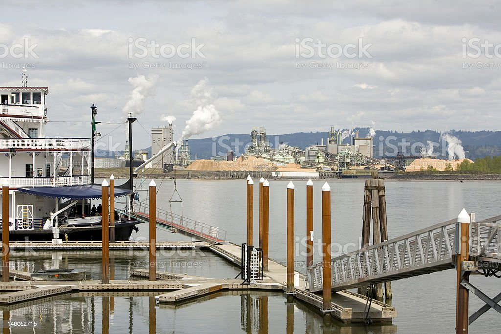 water way useage royalty-free stock photo