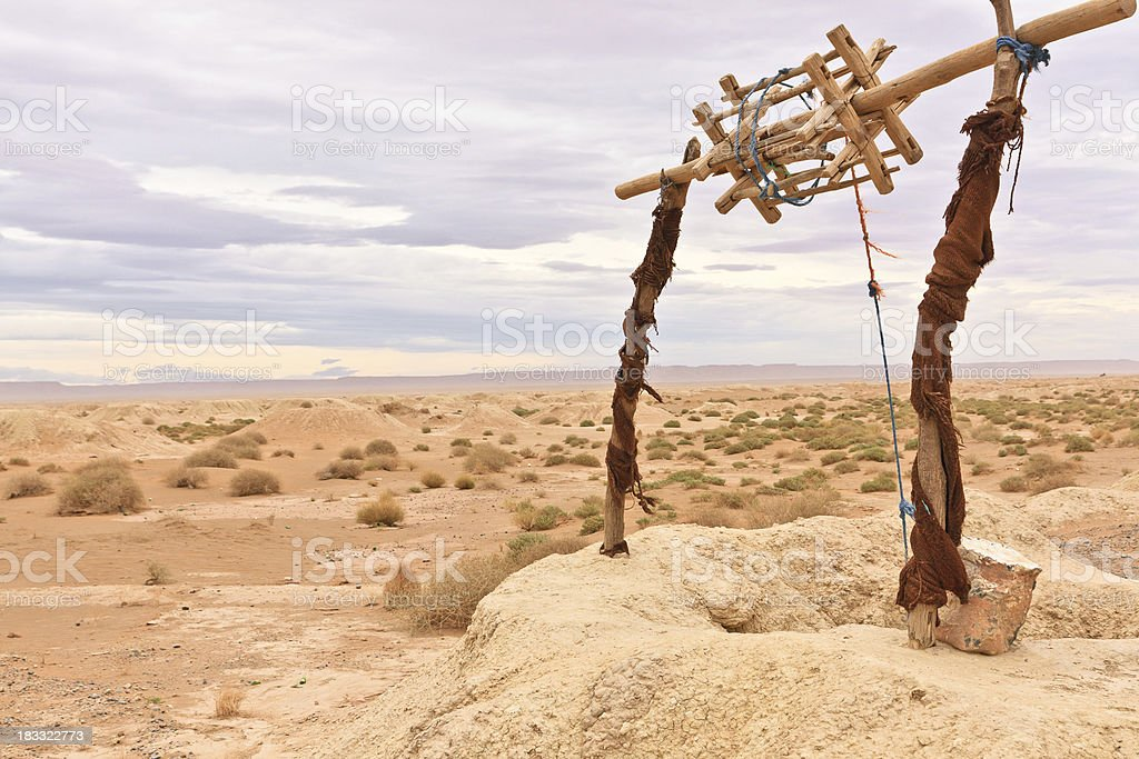 water well royalty-free stock photo