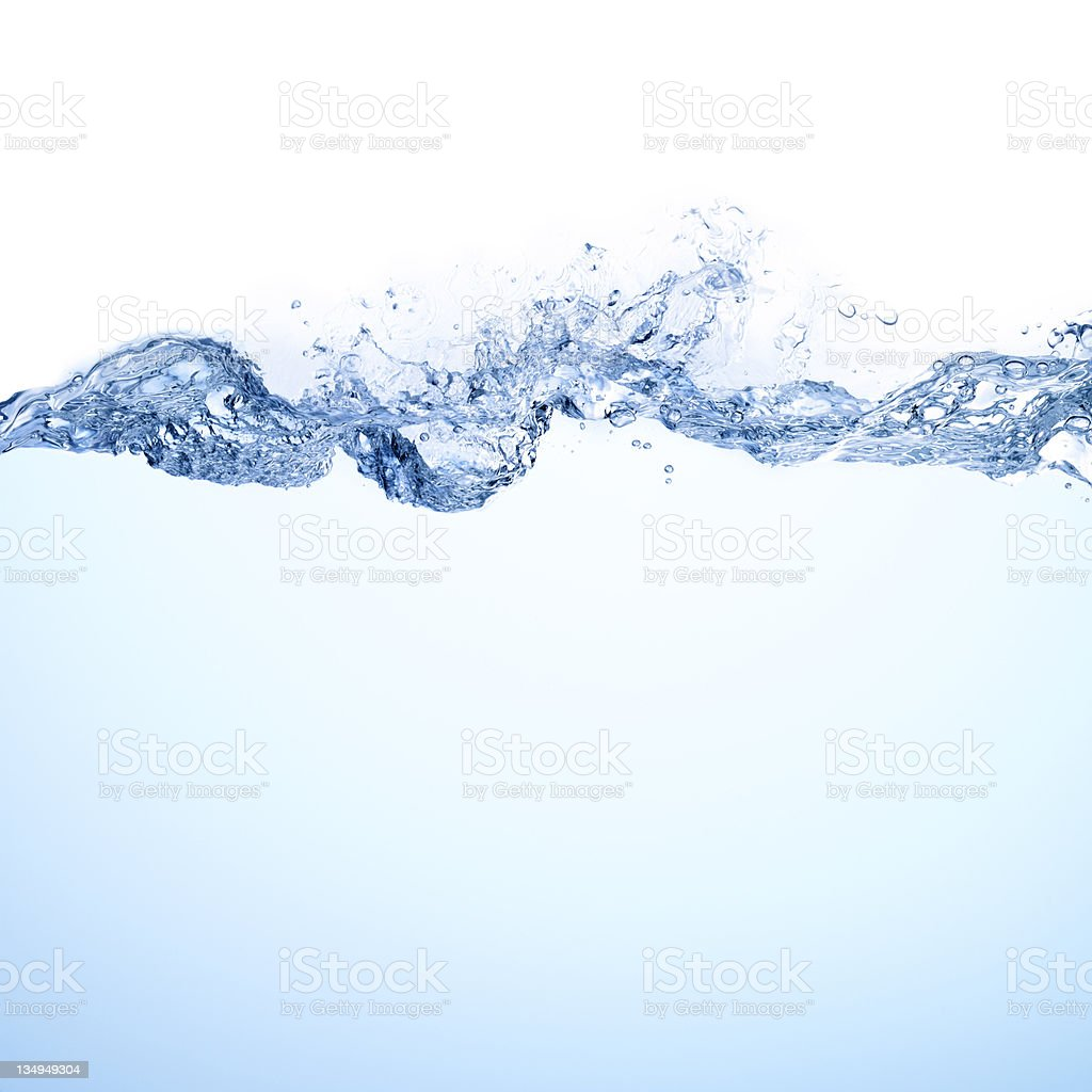 Water XL royalty-free stock photo