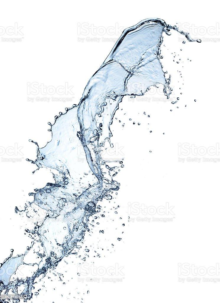 Water XXL royalty-free stock photo