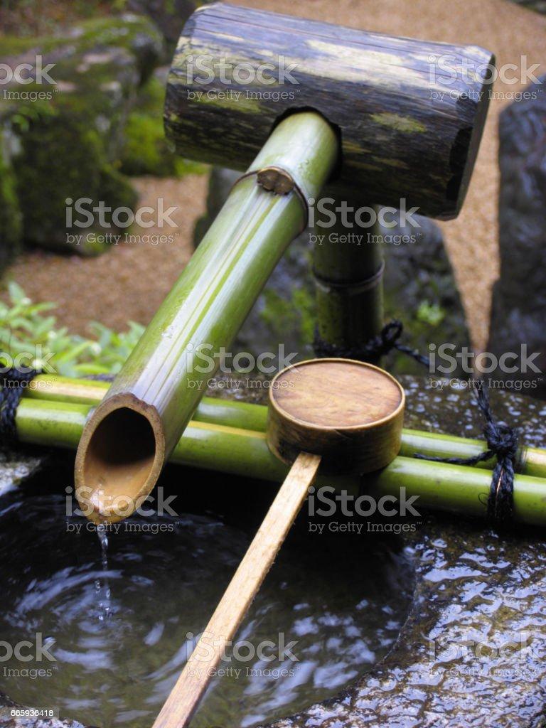 Water-basin stock photo