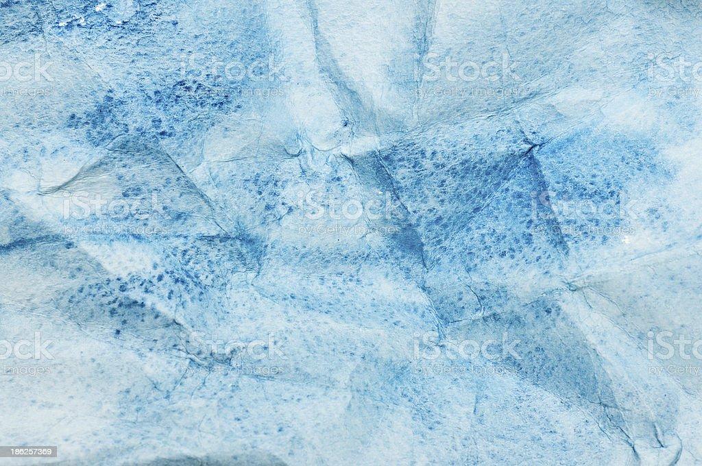Watercolo crumpled  texture stock photo