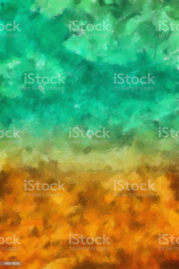 Watercolor abstract background royalty-free stock photo
