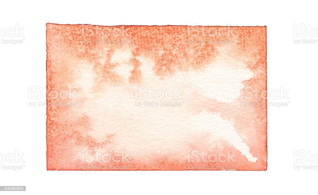 Watercolor bright background stock photo