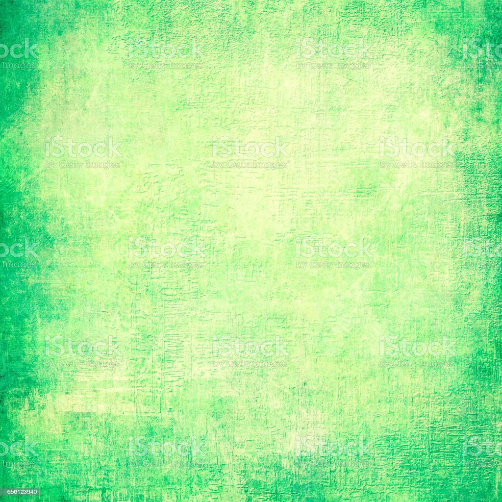 Watercolor green background stock photo