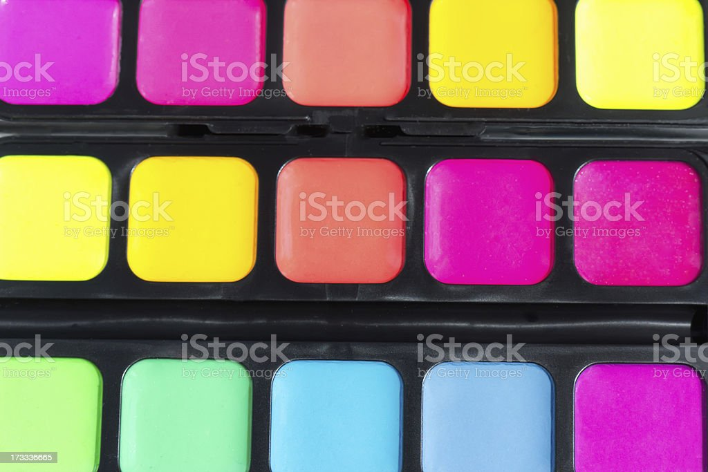 watercolor paint royalty-free stock photo
